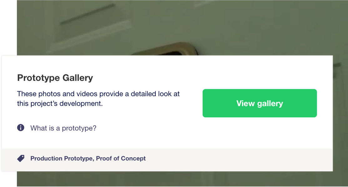 2 Steps to Creating a Kickstarter Prototype Video and Why